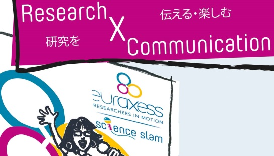 EURAXESS Science Slam Japan