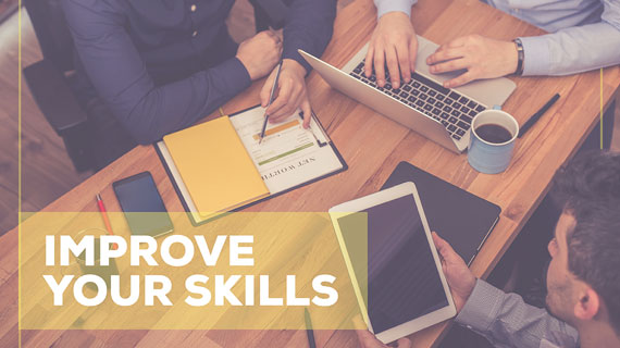 Improve your researcher skills