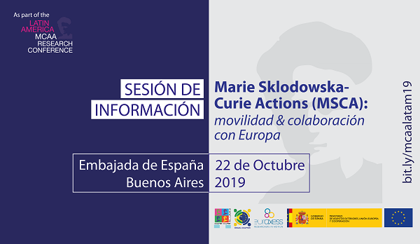 info session MSCA Buenos Aires 2019