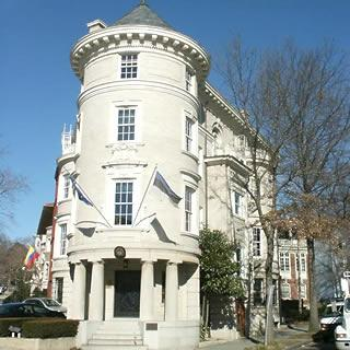 Estonian Embassy in Washington