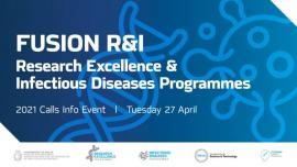 Image of (631864) Information Event on the Research Excellence Programme and the Infectious Diseases Programme 2021 Calls