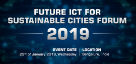Future ICT for Sustainable Cities Forum