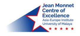 Image of (433125) Asia-Europe Conference 2019  Europe in the New Asia: New Anxieties, New Constructs