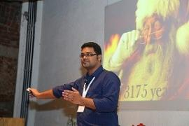Image of (184011) Interview with Anand K Das winner of EURAXESS Science Slam India 2014