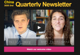 Image of (549255) Our first video newsletter is out!