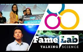 Image of (509631) EURAXESS ASEAN partners with FameLab Malaysia and Thailand - winners to be awarded the EURAXESS Prize