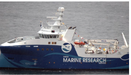 Image of (586534) New Marine Research Vessel