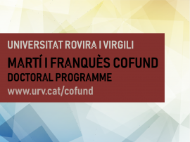 Image of (561476) PhD positions in Spain in many research fields, through the Martí i Franquès COFUND Doctoral Fellowship Programme