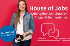 House of Jobs 2019