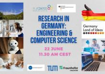 Image of (652530) Research in Germany – Engineering and Computer Science