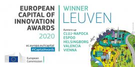 Image of (561819) Leuven is European Capital of Innovation 2020