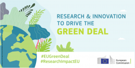Image of (560888) European Green Deal Call: €1 billion investment to boost the green and digital transition