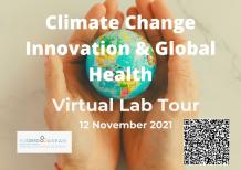 Image of (697794) Call for Participants - Meet My Lab virtual networking 'Climate Change Innovation & Global Health'