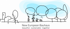 Image of (687587) New European Bauhaus: new actions and funding to link sustainability to style and inclusion