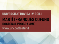 Image of (560584) 31 positions available through the Martí i Franquès COFUND Doctoral Fellowship Programme